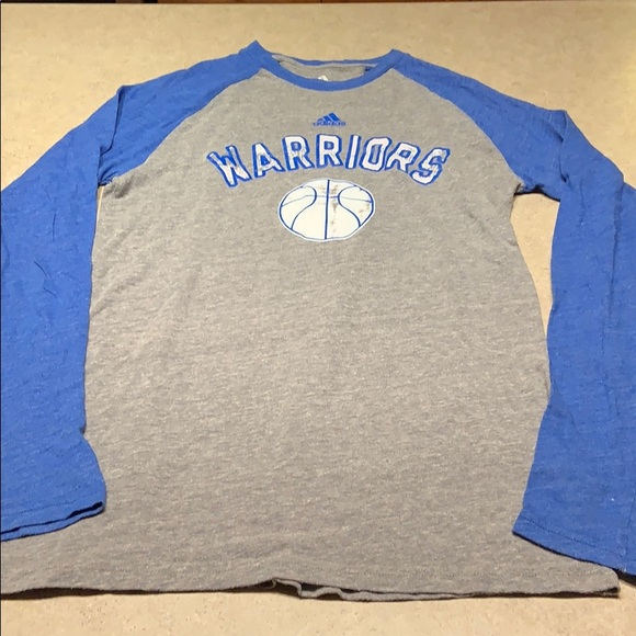 Adidas youth Golden State Warriors
